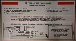 Robertshaw Thermostat Wiring Diagram Portable Heater