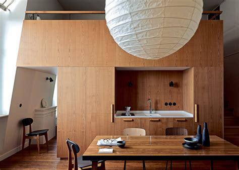 amenagement cuisine studio montagne meuble style chalet aperau du showroom des meubles du
