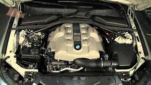Bmw 5 Series Under The Hood