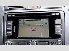 How To Using the Volkswagen RNS 315 Navigation YouTube