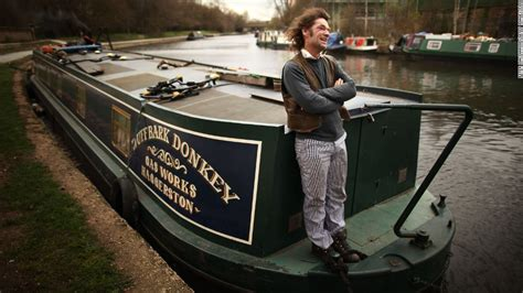Living On A Large Boat by Canal Boat Living