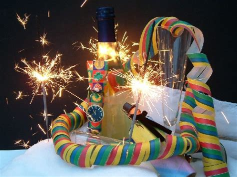 Silvester Zu Hause Mit Kindern Feiern, Eine Familienparty