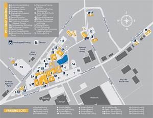 Campus Map | Piedmont Technical College