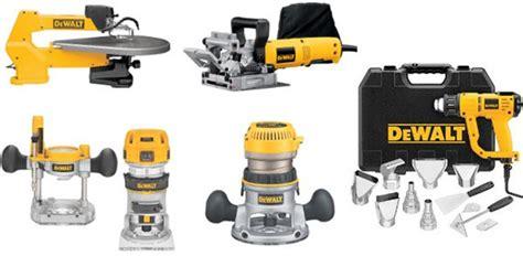 hot deal save  lot   dewalt woodworking tools