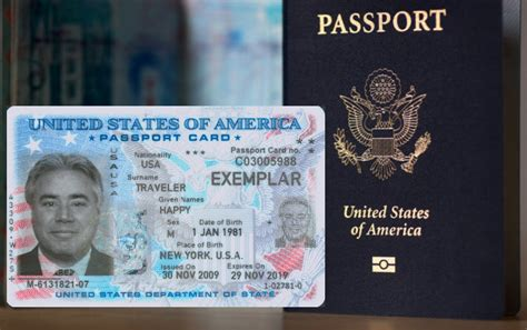 How To Apply For A New Passport Card
