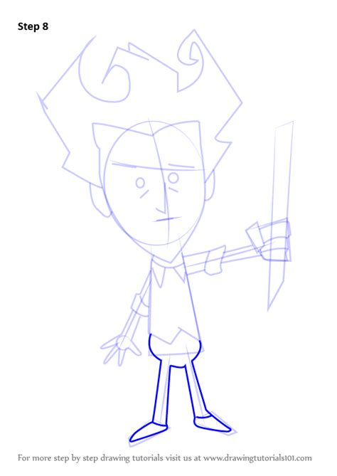 learn   draw wilson  dont starve dont starve