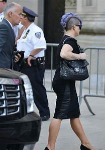 Kelly Osbourne Picture 315 - Joan Rivers Memorial Service