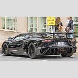Lamborghini 2017 Aventador Black | 1280 x 720 jpeg 167kB