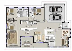 House Of Plans By Design – House Plan 2017