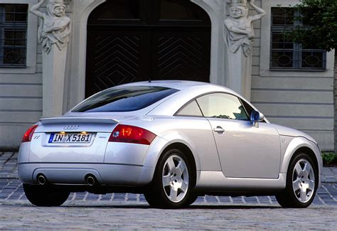 audi tt  quattro coupe  specifications