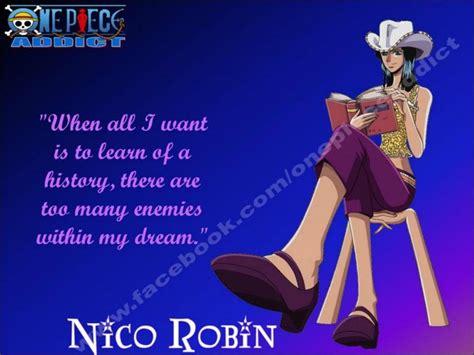 robin nico quotes piece robins dr