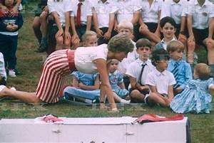 Sep 1991 Prince Harry's birthday party | DIANA 1991 ️ ...