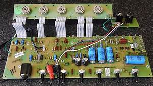 Fender Blues Junior Iii Pcb And Valve Board Assembly 2016
