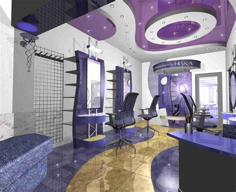 beauty parlour interior decoration room decorating ideas