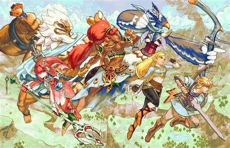 Dlc Zelda Breath Of The Wild Esto Es Lo Que Ofrecer 225 El Primer Dlc De Zelda Breath Of