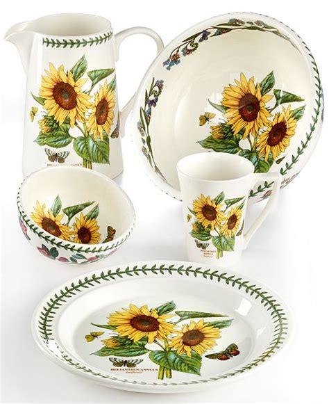 portmeirion botanic garden sunflower collection reviews
