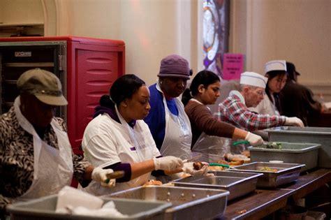 volunteer  nycs holy apostles soup kitchen holy