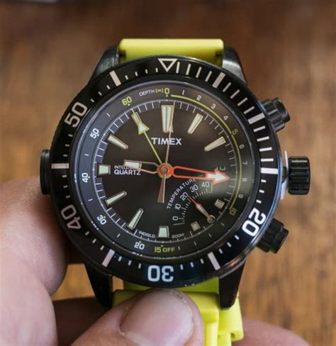 Timex Dive Timex T2n958 Depth In Depth Review Dive Watches
