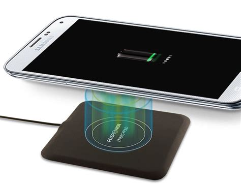 EnergyPad - 1.5A Output Qi Enabled Wireless Charger by