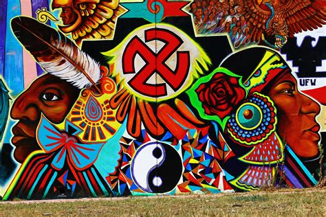 chicano park murals targeted as san diego chicano park murals via canon 550d