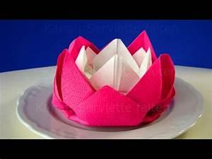Servietten Falten Ostern Tischdeko : servietten falten ostern blume rose diy osterdeko basteln ideen tischdeko youtube ~ Eleganceandgraceweddings.com Haus und Dekorationen