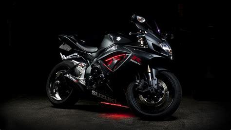 Black Motorcycle Wallpapers
