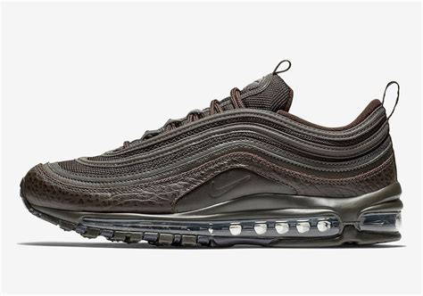 Nike Air Max 97 Velvet Brown Available Now   SneakerNews.com