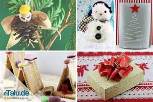 Weihnachtsbasteln Mit Kindern Vorlagen : einfache weihnachtsbasteleien f r kinder mit anleitung ~ Watch28wear.com Haus und Dekorationen