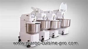 Equipement boulangerie Maroc : équipement et matériels de haute qualité Maroc cuisine Pro