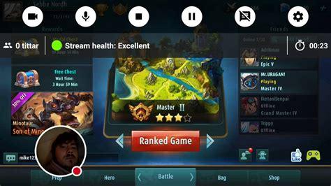 Mobile Legends Master Rank //