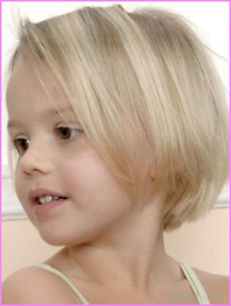 cute little girl short haircuts with bangs stylesstar com