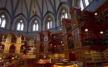 Library Desktop Theme Reading Main Ottawa Background