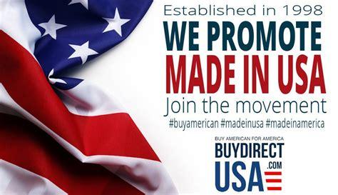 promoting   usa  american