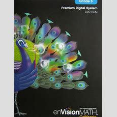 Envision Math California 5 Premium Digital System (ca)(dvd) [0328376906]  $14895 K12