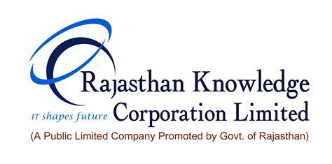 Rajasthan knowledge Corporation Ltd.