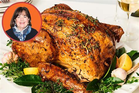 ina gartens perfect roast turkey  brine kitchn