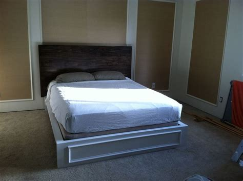 Ikea Malm Bed Hacked New Home Board Since Pinterest