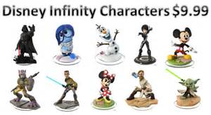 Disney Infinity: 3.0 Edition Characters ONLY $9.99 - FTM