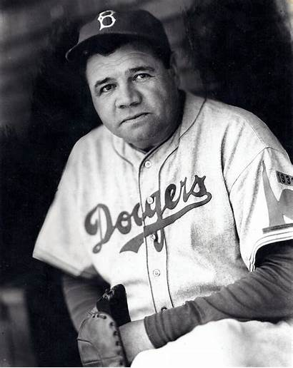 Ruth Babe Dodgers Brooklyn Wallpapers Duran Roberto