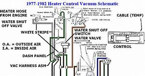 Heater  Ac Vacuum Lines Don U0026 39 T Match Diagram