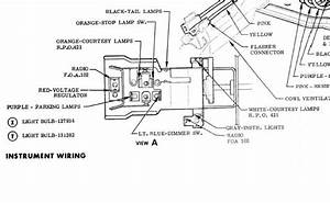 1956 Headlight Switch Wireing - Corvetteforum