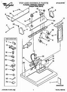 Whirlpool Dryer Part  3406015 Wiring Diagram