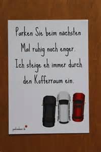 falschparker sprüche postkarte statt spucki mit witz und humor gegen falschparker busy streets