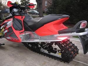 2005 Ski-doo Mxz 600 Ho Sdi