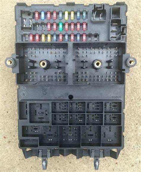 jeep grand cherokee body control module bcm