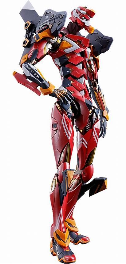 Production Eva Robot Figure Bandai Sideshow Concept