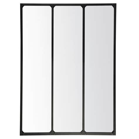 verriere cuisine pas cher miroir 3 bandes métal 90 x 120 cm gp396t120 0 achat vente miroir sur maginea com