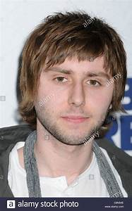 James Buckley arrives for the Observe and Report VIP ...