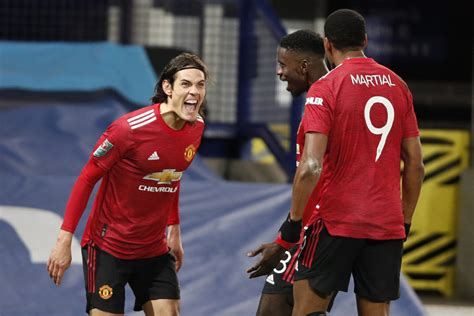 Manchester United Player Ratings Vs Everton - The 4th Official
