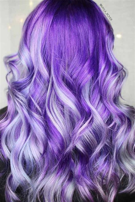 The 25 Best Dark Purple Hair Color Ideas On Pinterest